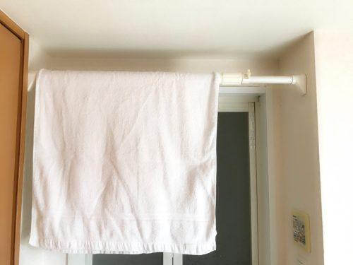 濡れタオル